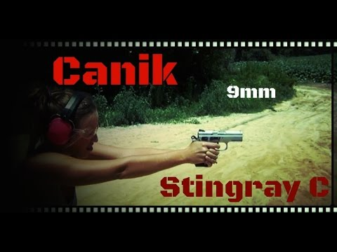 Canik Stingray C 9mm Budget CZ-75 Clone Review (HD)