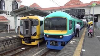 JR東日本内房線 485系快速リゾートあわトレイン