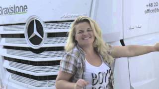 Helka i Snajper - Polscy truckersi - Discovery Channel