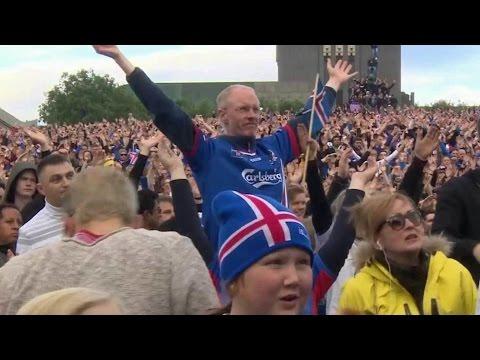 Игроки из страны эльфов  сборная Исландии  стали настоящей сенсацией Евро-2016