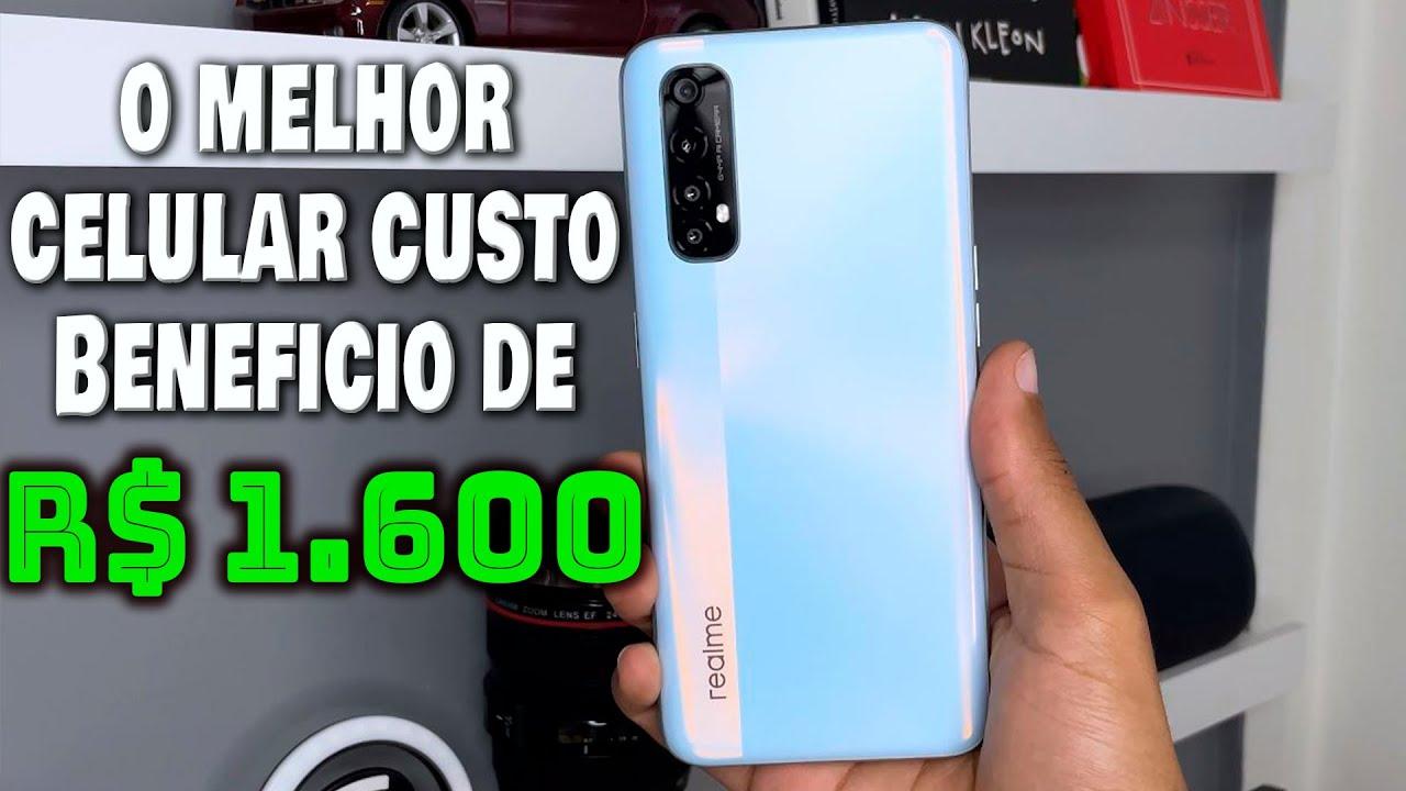 MELHOR CELULAR BOM E BARATO ATÉ R$ 1600 JUNHO 2021