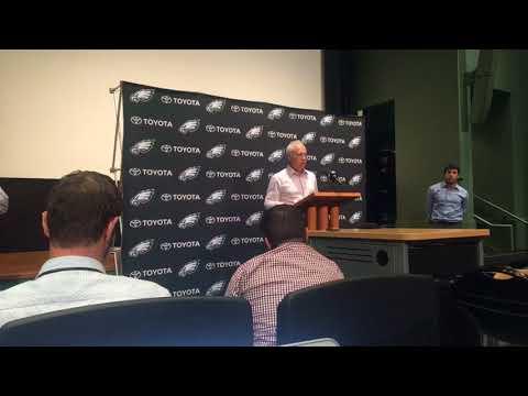 Philadelphia Eagles owner Jeffrey Lurie previews the 2017 season