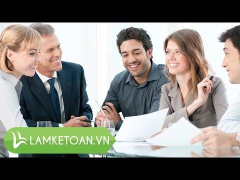 Lập bảng cân đối kế toán, cân đối tài khoản, báo cáo tài chính - Lamketoan.vn