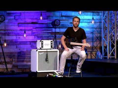 Agape Amplification - Tribute 18w  - Amp Features