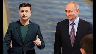 Путін поставив йому жорсткі умови! Зеленський на це не погодиться. Побудує Вал!
