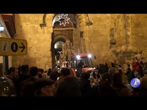 Carmona cabalgata de los reyes magos puerta de for Puerta de sevilla carmona