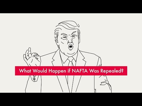 Does Investor-State Dispute Settlement Have a Place in Trade Deals Such as NAFTA?