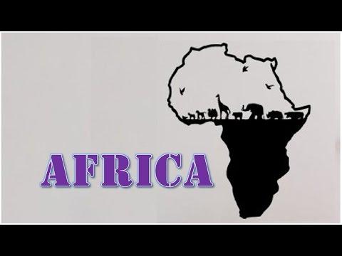 Africa : The dark continent