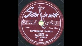 Peppermint Harris,