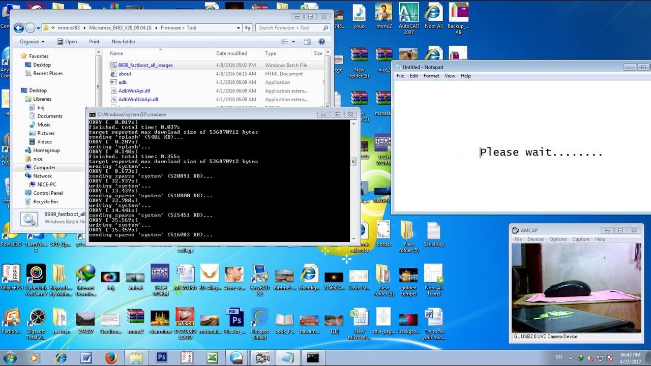 Download Micromax E483 Flash File -Micromax E483 Stock