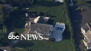 1 person from Kennedy compound transported to hospital