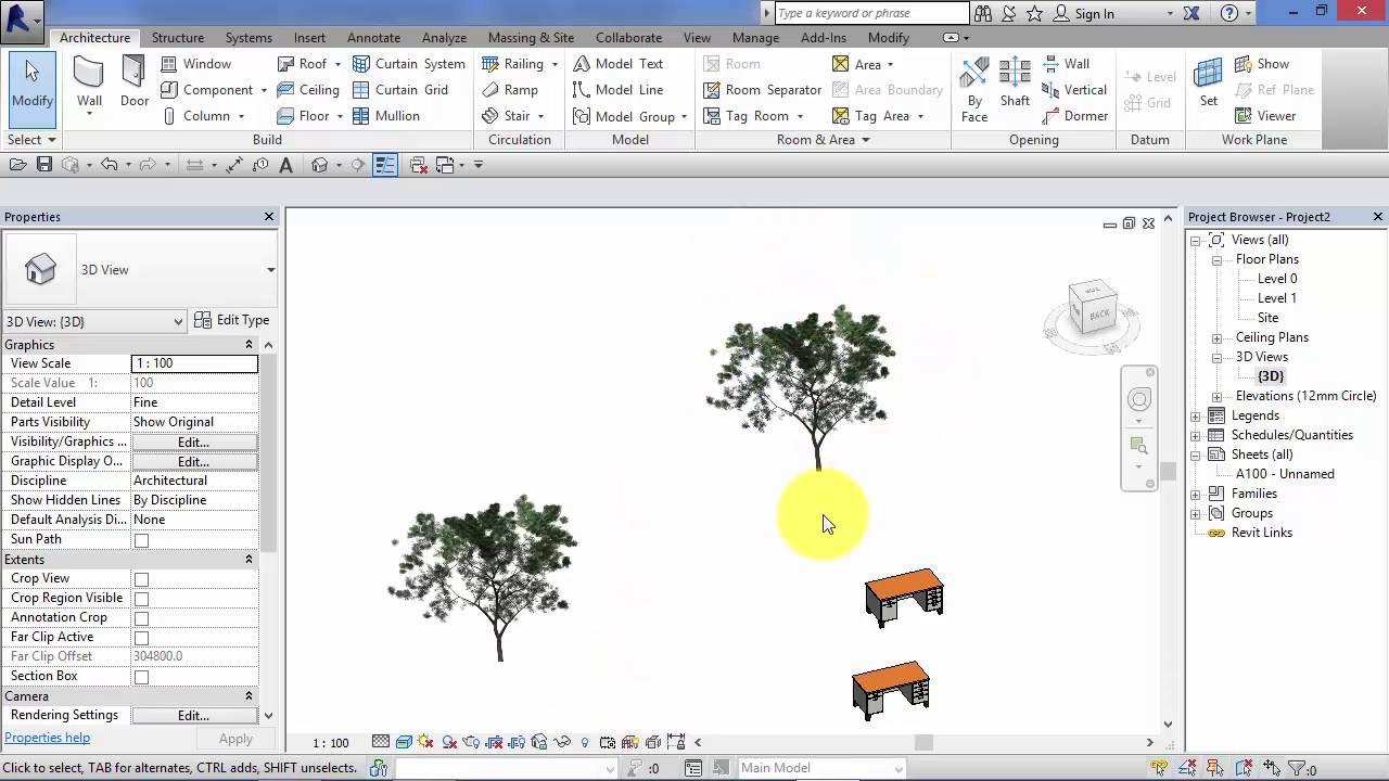 Autodesk Revit: An introduction to Components - BIMscape