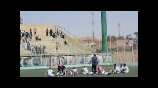 امال بوسعادة 2  2  امال مولودية الجزائر  تأهل تاريخي لبوسعادة فيديو ملخص اللقاء