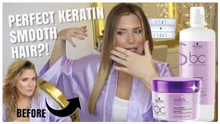 KERATIN SMOOTH PERFECT HAIR MASK FOR FRIZZ