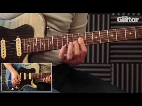Guitar Lesson: Get the sound for U2 - Pride (In The Name Of Love)