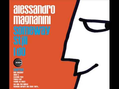 Alessandro Magnanini - Secret Lover Feat. Jenny B