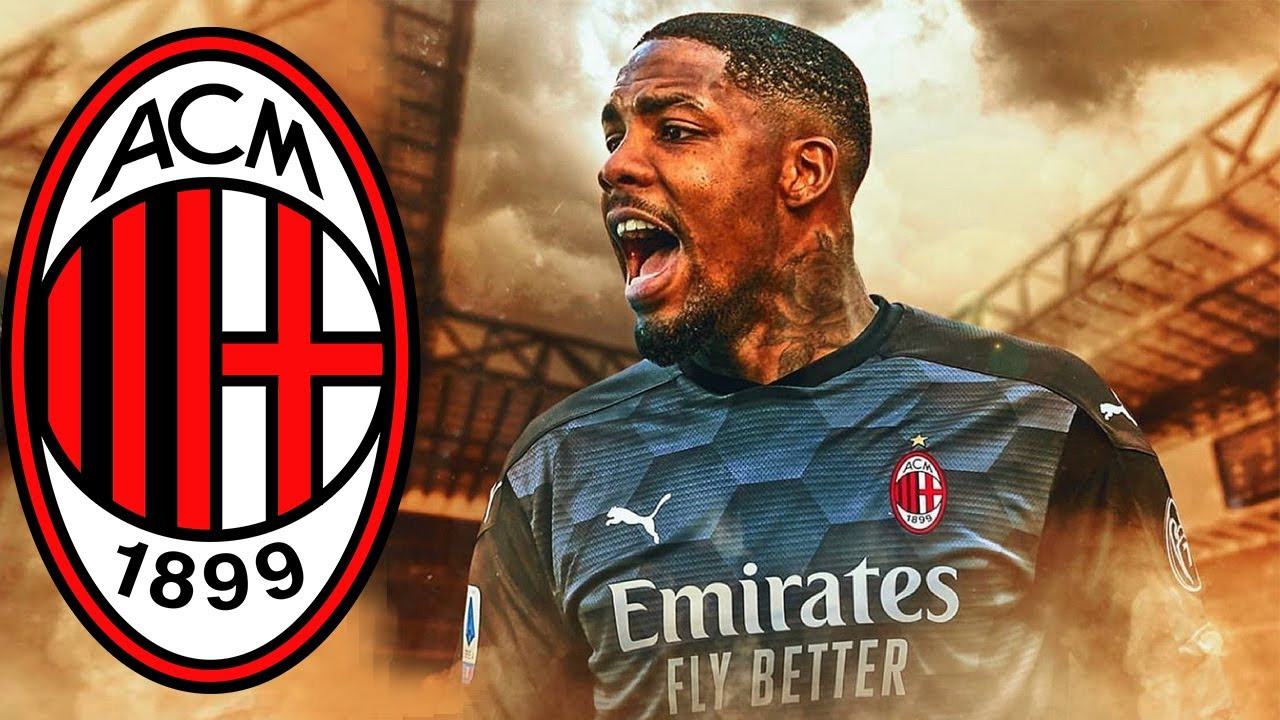 Mike Maignan ○ Welcome to AC Milan ○ Super Saves! ⚫🔴 - YouTube