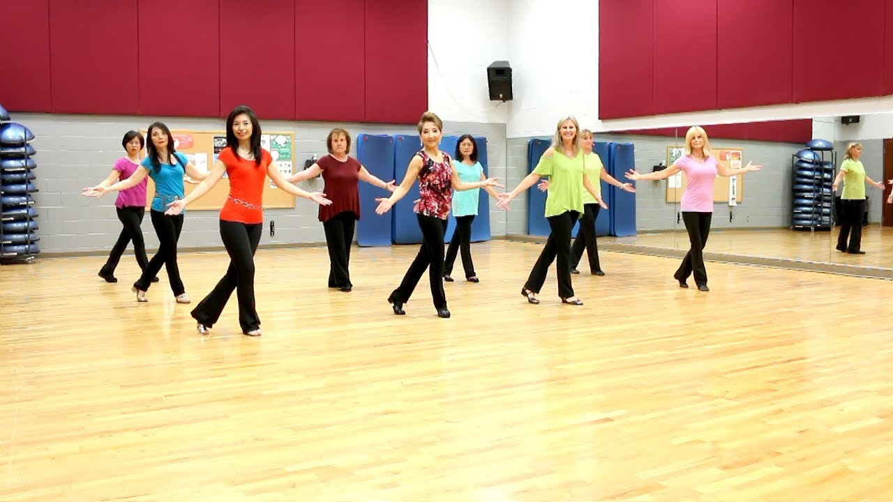 Road House Rock - Line Dance (Dance & Teach in English & 中文)