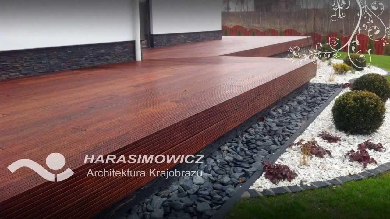 Harasimowicz Architektura Krajobrazu - Realizacja ogrodu w stylu rezydencjonalnym