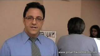 Project Woodhaven Meets Dr. De Sano
