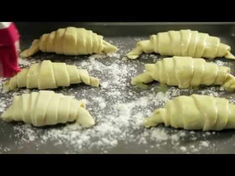 Croissant (Puff Pastry Croissant) Recipe