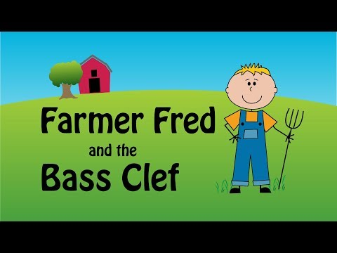 Farmer Fred and the Bass Clef