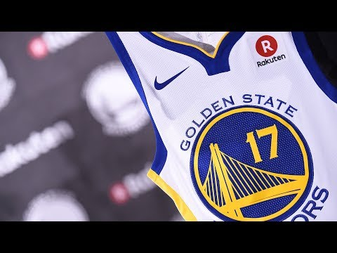 Behind the Scenes: Warriors-Rakuten News Conference