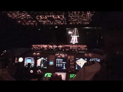 KLM Cargo B747 400F   Abu Dhabi new airport Take Off Timelapse, Wingview 2 7K GoPro