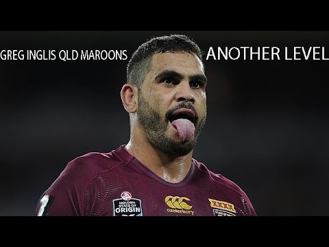 Greg Inglis QLD Maroons - Another Level