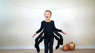 Last minute Halloween costume by Tas
