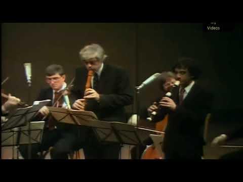 Bach Brandenburg Concerto No 4 G major BWV 1049 Frans Brüggen