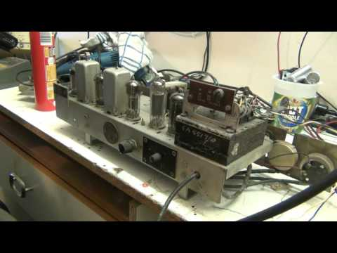 EKCO A274 VHF RADIO Pt2