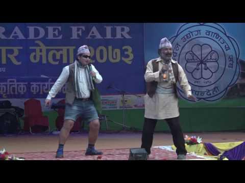 Comady King Dariba and Vatvate mailo || Nepali comedy Jokes thumbnail