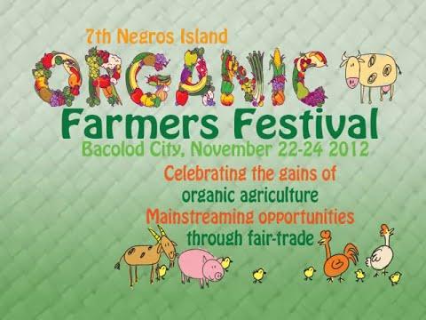 7th Negros Island Organic Farmers Festival