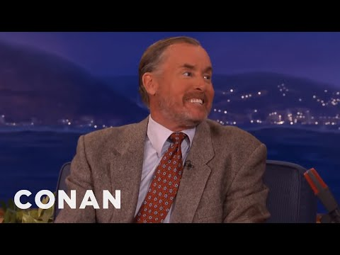 "John C. McGinley: ""I'm A Gravy Guy!""  - CONAN on TBS"