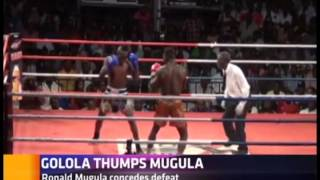 Repeat youtube video GOLOLA THUMPS MUGULA