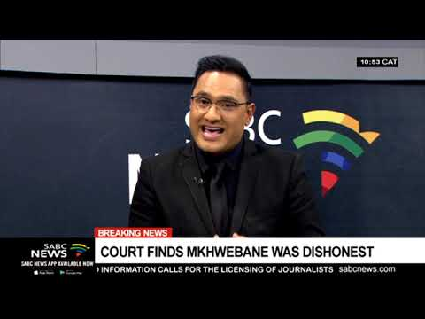 Update and reaction to ConCourt costs ruling on Mkhwebane