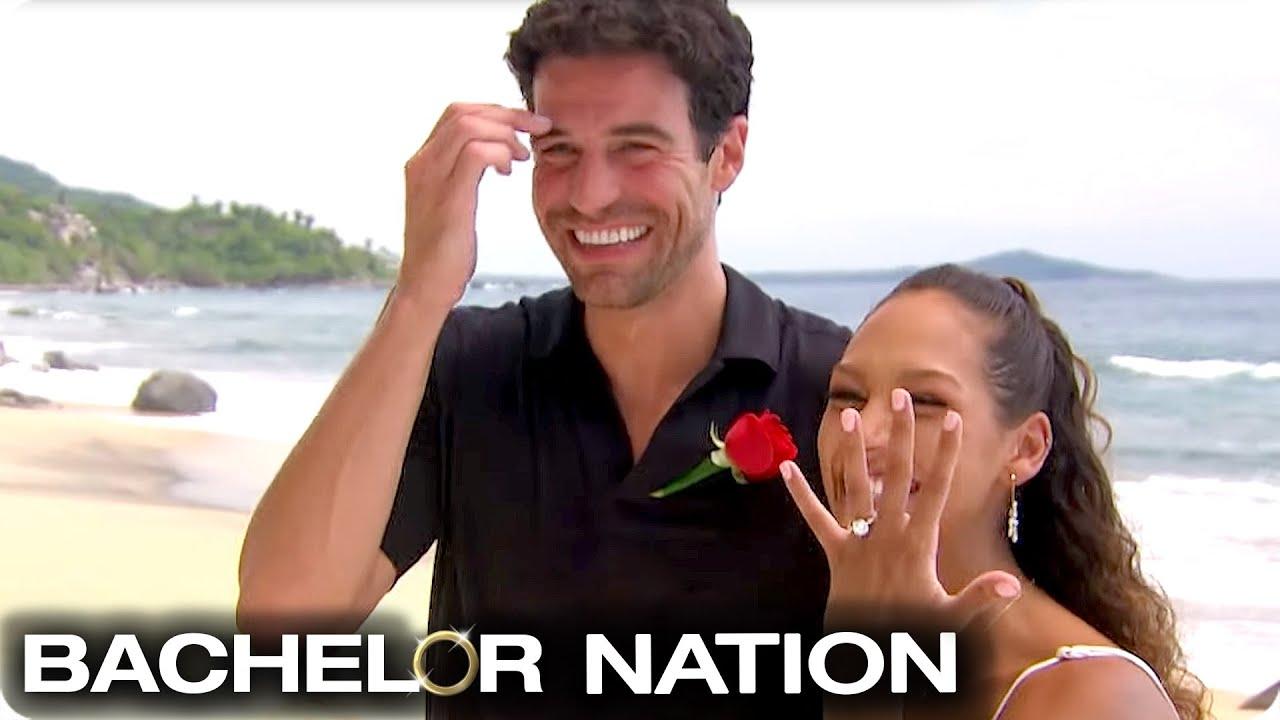 Download Joe & Serena Get Engaged 💍 | Bachelor In Paradise