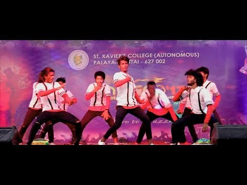 Best College Dance Ever [HD] - Tamil Boys - Fusion Dance