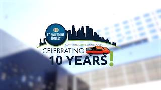 Cobblestone Hotels 2018 Brand Conference Ten Year Anniversary