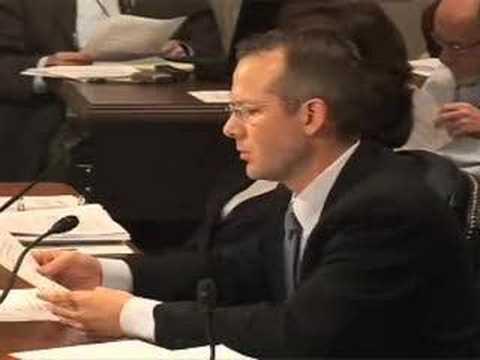 J.L. Needham Testifies on Sitemap Protocol Before Senate