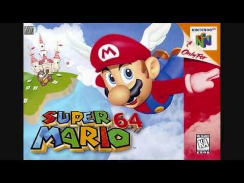 Super Mario 64 Slider Race Theme Song