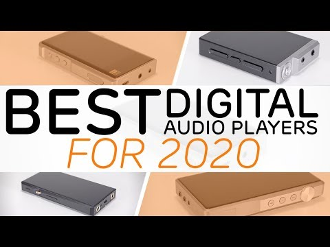 Best High Resolution Audio Players To Buy In 2020