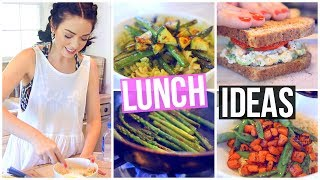 3 EASY, HEALTHY PACKABLE LUNCH IDEAS!