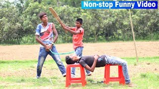 Must Watch New Funny😂 😂Comedy Videos 2019 - Episode 50 | Non-stop Funny Video || Hiphop BDT ||
