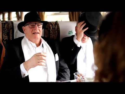 Video of Steam Train Experience with Pullman Style Onboard Dining for Two with The Steam Dreams Rail Co