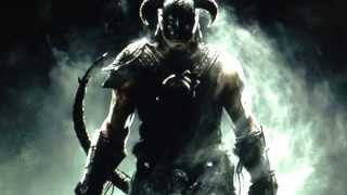 (Dragonborn) Elder scrolls V: skyrim soundtrack (main theme)
