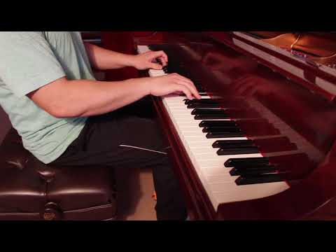 BLACK DIAMOND - Stratovarius - Piano cover W/ SHEET MUSIC - John Yang