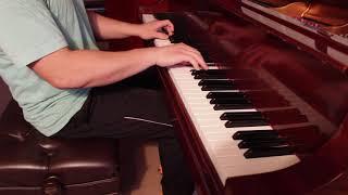 BLACK DIAMOND - Stratovarius - Piano cover W/ SHEET MUSIC - John Yang