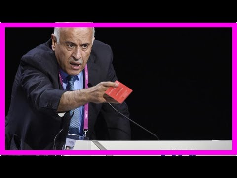 World News - Israel complains to fifa pressure group of rajoub using Nazi comparison